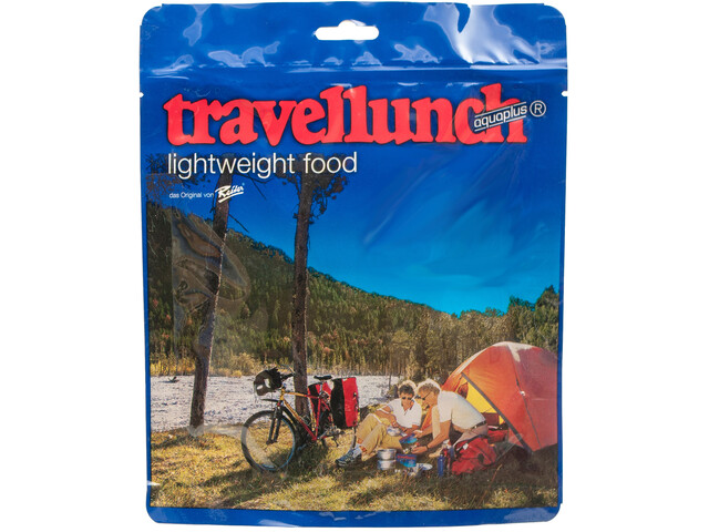 Travellunch Main Course 6 Mahlzeiten (Vegetarisch) 6 x 125 g